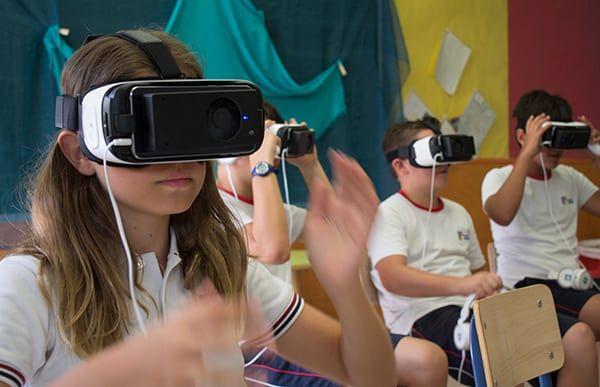 Experiencia VR con Science&Fun