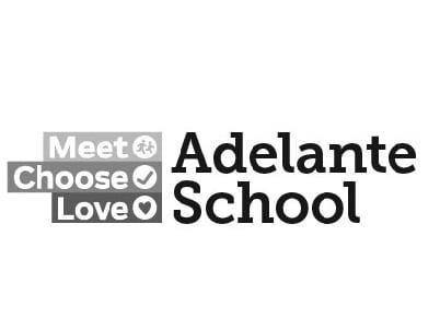 Logo de Adelante School